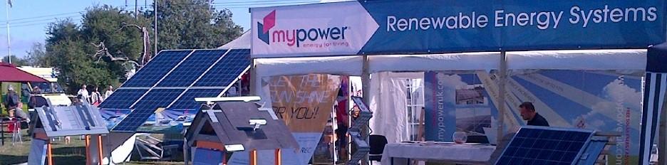 mypower at moreton show 2013